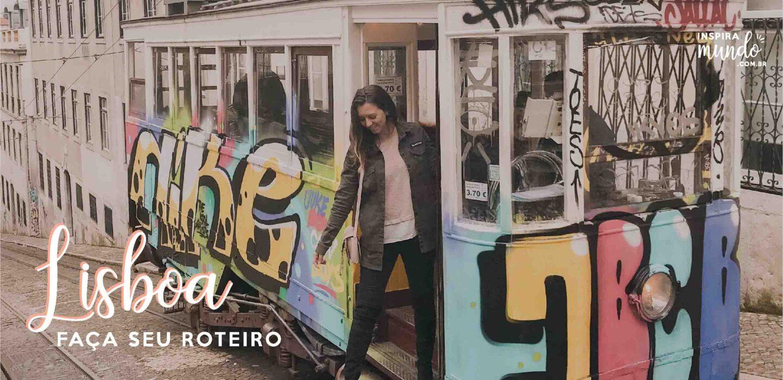 Faça seu Roteiro: Lisboa
